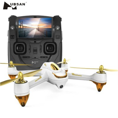 Квадрокоптер Hubsan X4 H501S с GPS