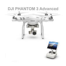 Квадрокоптер DJI Phantom 3 Andvanced